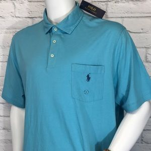 Polo Ralph Lauren pocket Polo shirt size XL MWT